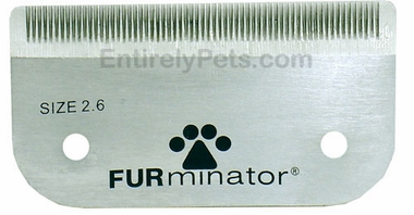 "FURminator Replacement Blade 2.6"" for Medium Tool"