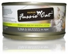 Fussie Cat Tuna and Mussels Cat Food (2.8 oz)