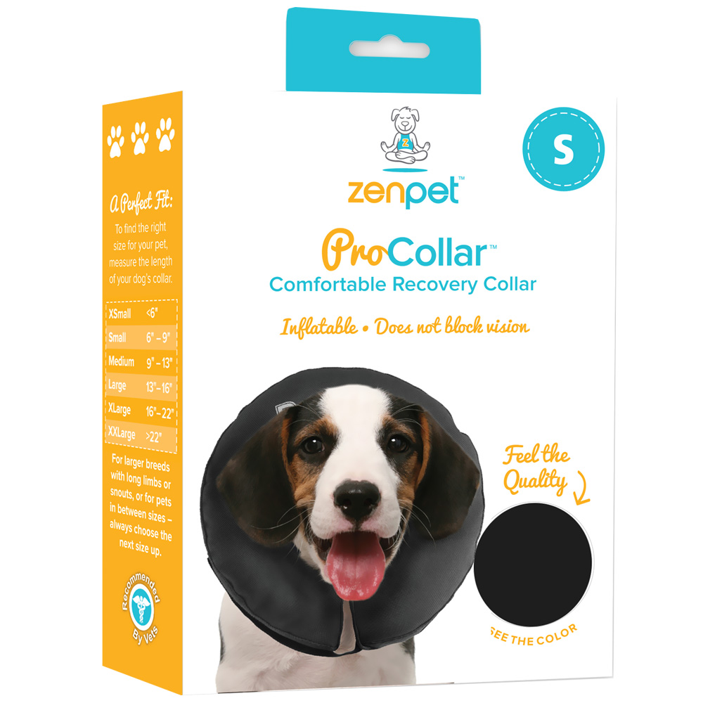 ZenPet™ Comfortable Recovery ProCollar - Small