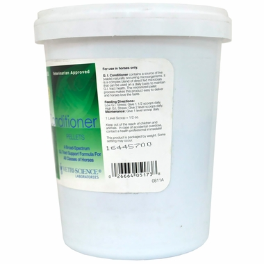 G.I. Conditioner Pellets 32 Servings (1 lb)