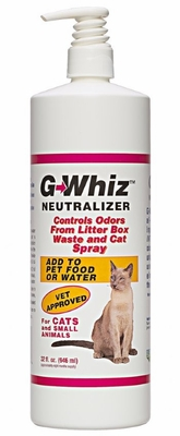 G-Whiz Neutralizer for Cats (32 fl. oz.)