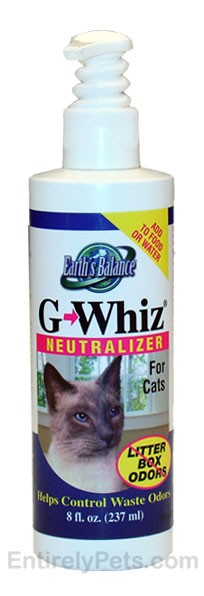 G-Whiz Neutralizer for Cats (8 fl. oz.)