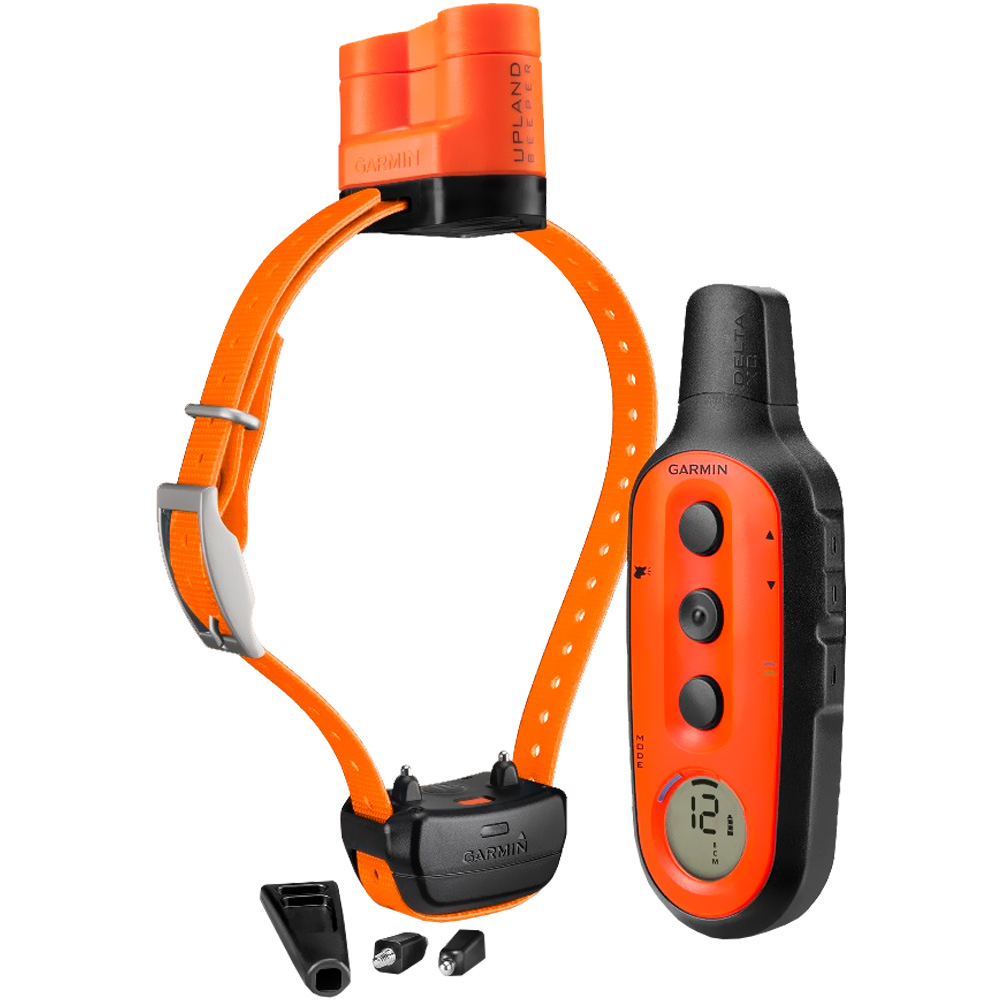 Garmin Delta Upland XC Remote Dog Trainer 3/4 Mile Expandable with Beeper Collar