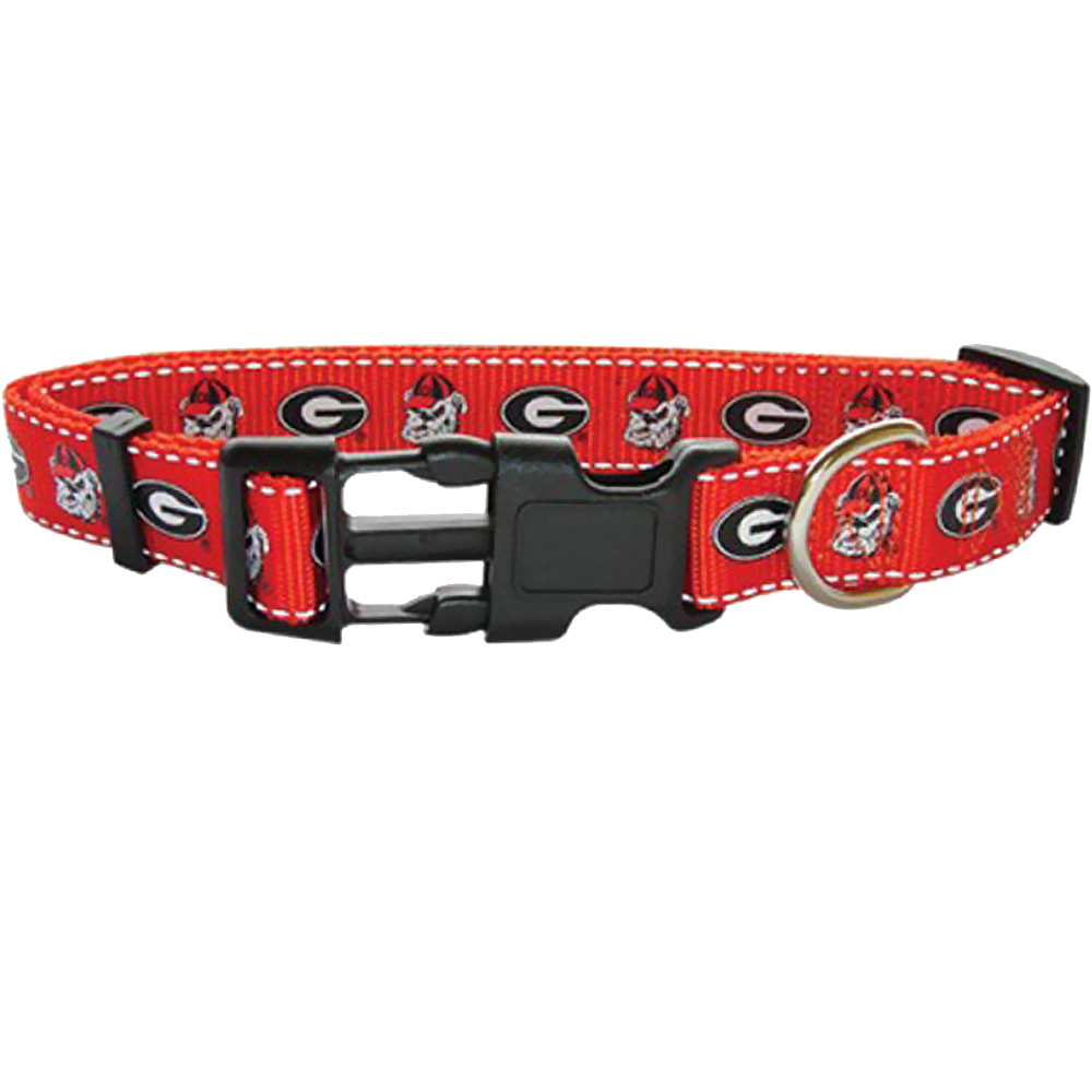 Georgia Bulldogs Dog Collar & Leashes