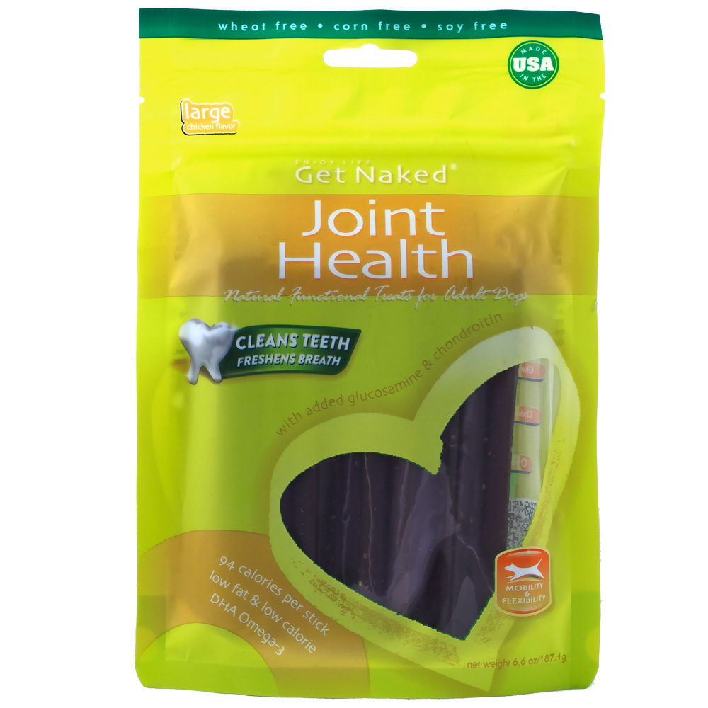 Get Naked Joint Health Treats for Dogs Large (6.6 oz)