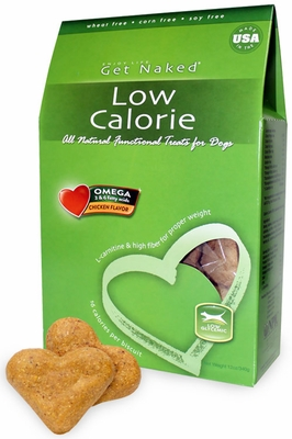Get Naked Low Calorie Dog Treats (12 oz)