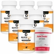 Glyco Flex III 6-PACK (720 Tablets) + FREE Joint Treats!