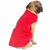 Gold Paw Stretch Fleece - Red (Size 10)