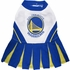 Golden State Warriors Cheerleader Dog Dress - Medium