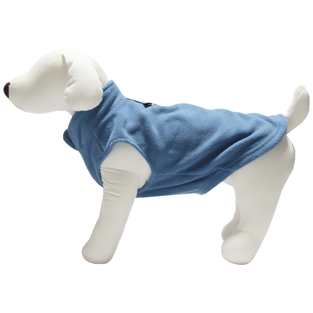 Gooby Fleece Vest for Dogs Green - BEST WAY TO PICK A DOG SWEATER