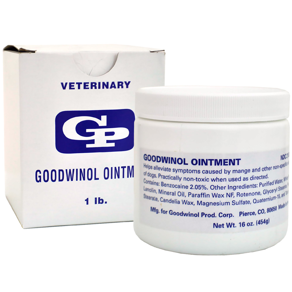 Goodwinol 1 lb