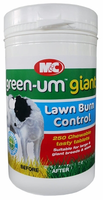 Green Um Giant for Giant Breeds ( 250 Tablets)