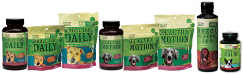 Greendog Naturals Products