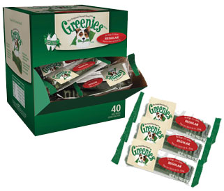 Greenies - BOX REGULAR (40 Bones)