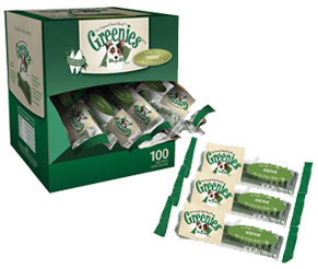 Greenies - BOX TEENIE (100 Bones)