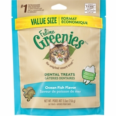 Greenies Feline - OCEAN FISH