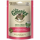 Greenies Feline - SALMON (2.5 oz)