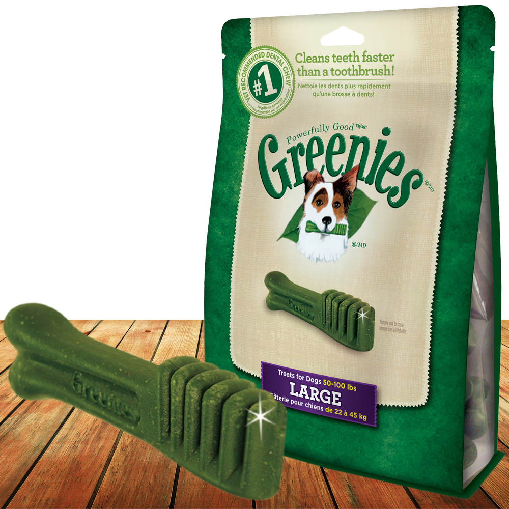 Greenies - LARGE 8 BONES