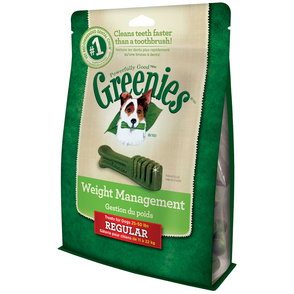 Greenies® Weight Management - REGULAR (12 Bones) 12oz