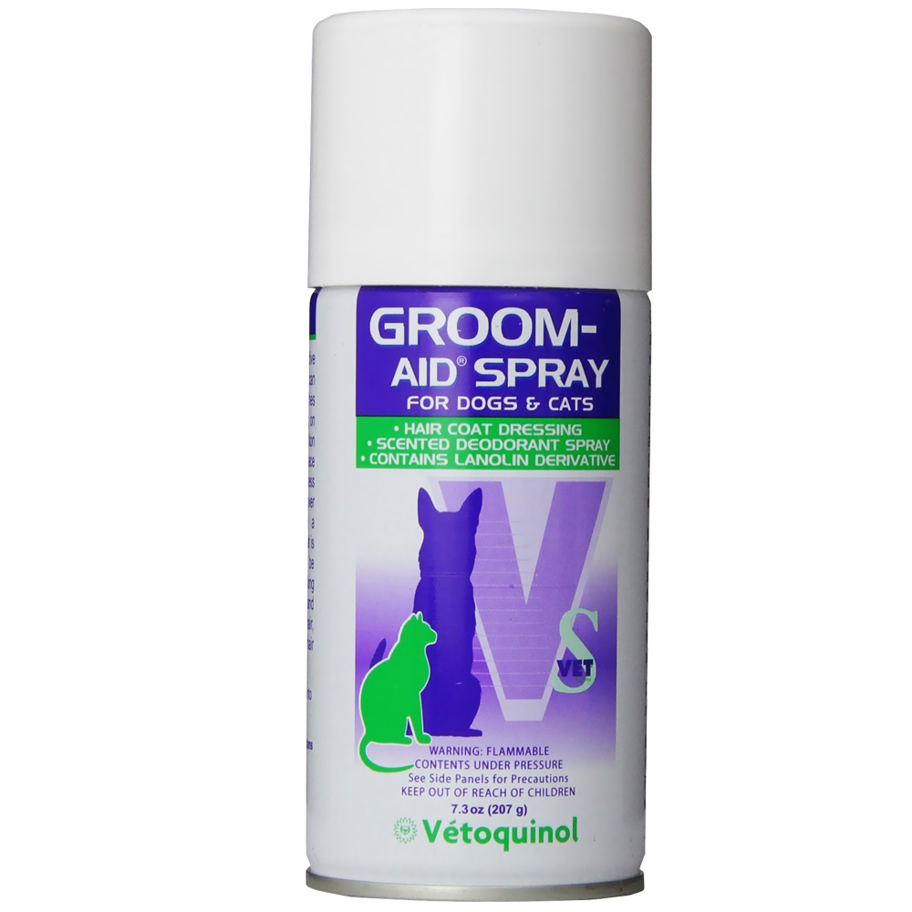 Groom-Aid Spray (7.3 oz)