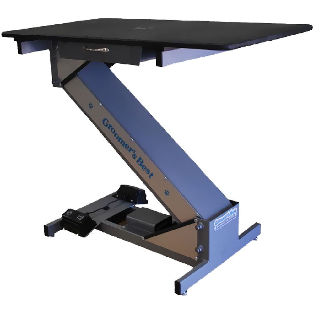 """Groomer's Best Electric Low Profile Table - 24""""x44"""""""
