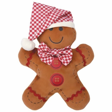 Grriggles Gingham Gingerbread Toy - Boy