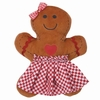 Grriggles Gingham Gingerbread Toy - Girl