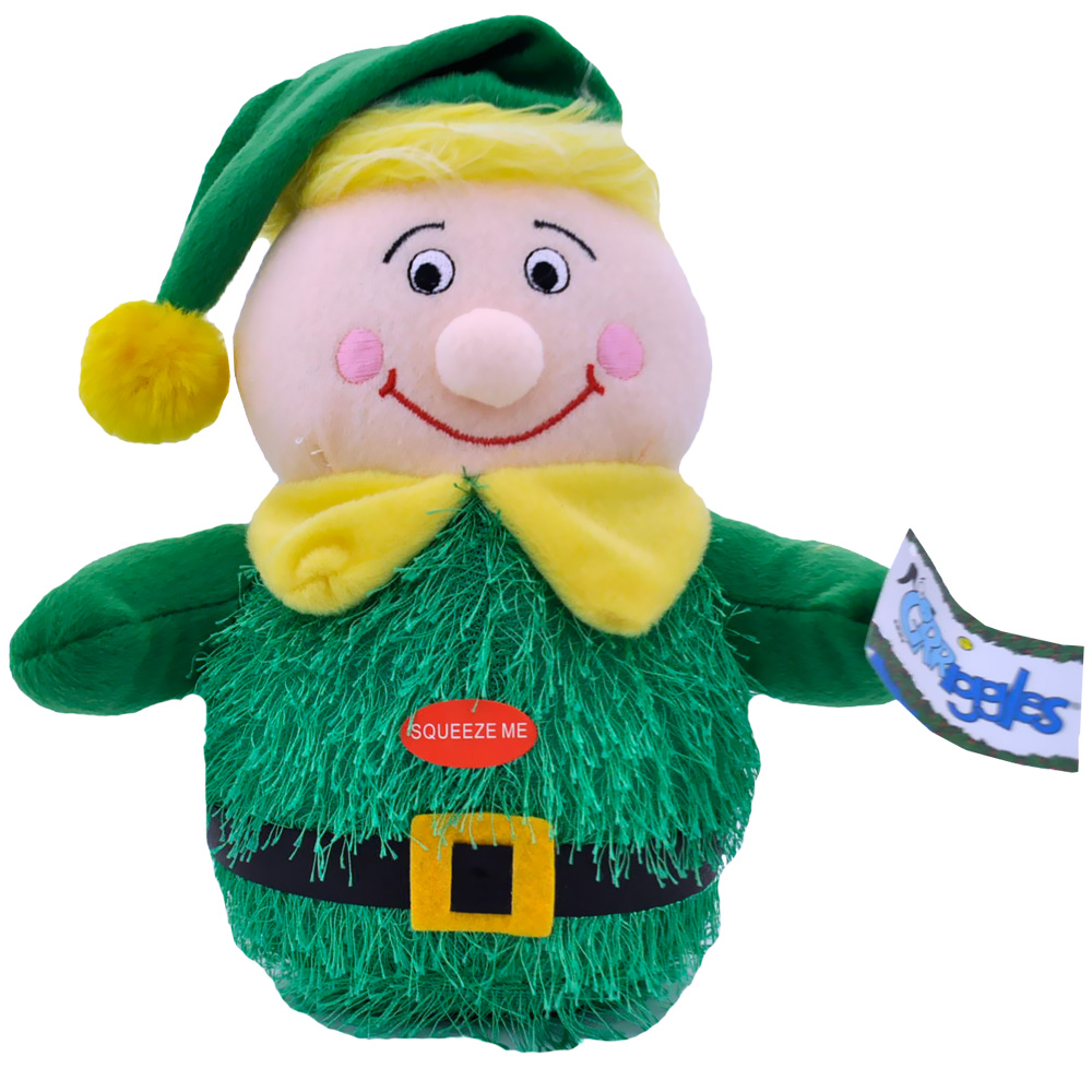 Grriggles North Pole Shaggle - Elf