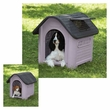Guardian Gear Happy Home Dog House - Deluxe Grey