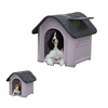 Guardian Gear Happy Home Dog House - Silver
