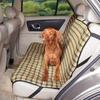 Guardian Gear Plaid Car Seat Cover - Tan (3x21x13.3 In)