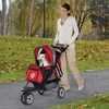 Guardian Gear Roadster II Stroller - Red