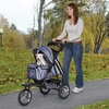 Guardian Gear Sprinter EXT II Stroller - Steel Blue