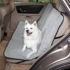 Guardian Quilted Car Seat Cover - Cappuccino (3x14.5x10.8 In)