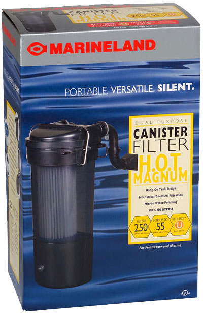 H.O.T. Magnum 250 - Up to 50 gal (250 gph)