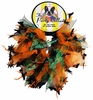 """Halloween Party Collar - Spider & Bats - Small (10"""")"""