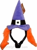 Halloween Witch Hat-Hair Band