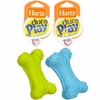 Hartz Duraplay Bacon Flavored Bone Dog Toy - Medium (Assorted)