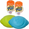 Hartz Duraplay Football Dog Toy - Medium (Assorted)
