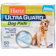 Hartz Ultraguard Dog Pads (50 count)
