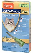 Hartz UltraGuard Flea Control Drops for Cats