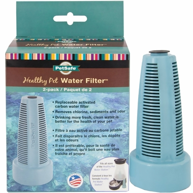 Healthy Pet Water Filter 2pk