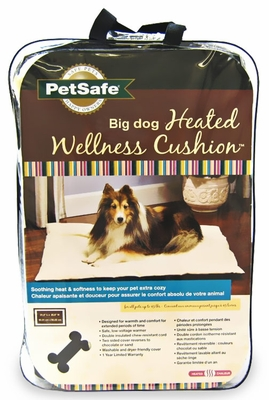 Heated Wellness Cushion, Big Dog
