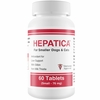 Hepatica for Smaller Dogs & Cats (60 Tablets)