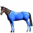 Hidez Horse Compression Suits - BLUE (56 - 57 3/4 inches)