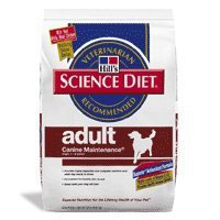 Hill's Science Diet Canine Adult Maintenance (10 lb)