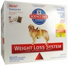 Hill's Science Diet Weight Loss System Starter Kit Medium to Large Breed