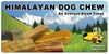 Himalayan Dog Treat and Chews