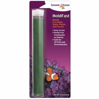 HoldFast Epoxy Stick for Fish & Reef Aquariums (4 oz, 113.40 g)