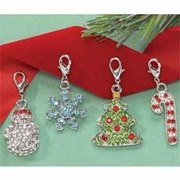 Holiday Charms and Pendants